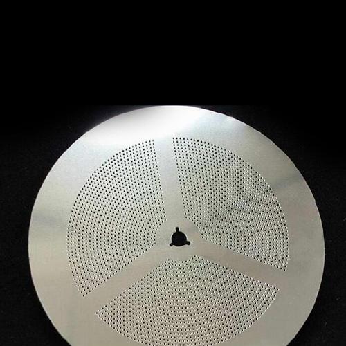 金属板激光打孔